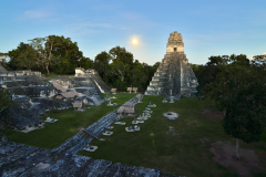 Súper Luna en Tikal