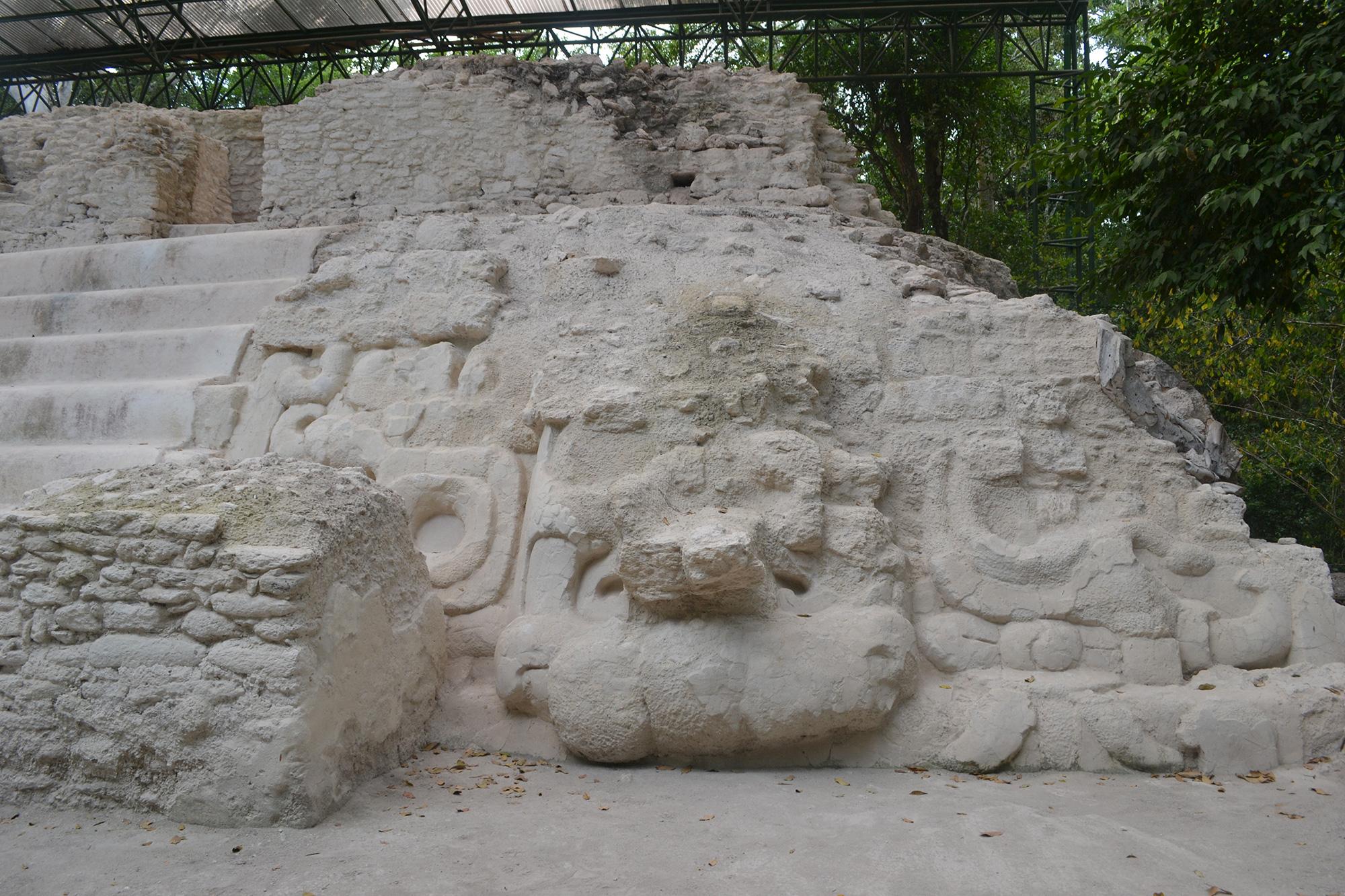 Templo Garra de Jaguar